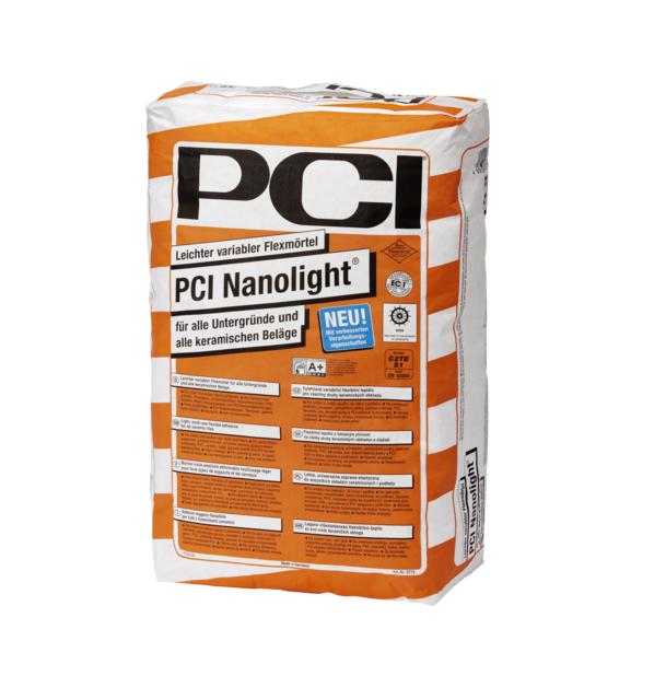 PCI Nanolight Flexmörtel Flexkleber Mörtel Fliesen Kleber