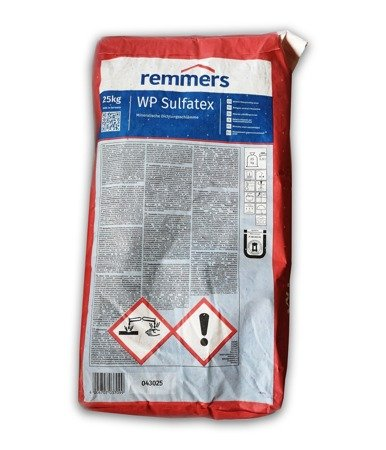 Remmers WP Sulfatex Sulfatexschlämme 25 kg